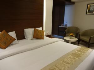 Hotel Shaans, Szállodák  Tiruccsirápalli - big - 18