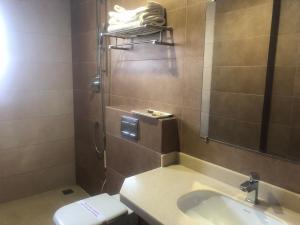 Hotel Shaans, Szállodák  Tiruccsirápalli - big - 36