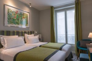 Superior Twin Room with Spa Access