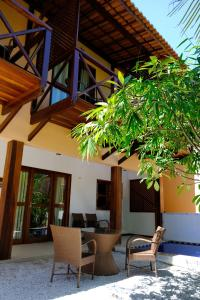 Two-Bedroom Apartment with Garden View and private pool