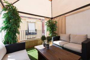 Valencia Luxury Attics Ayuntamiento, Апартаменты  Валенсия - big - 55