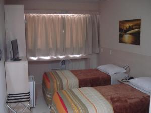 Hotel Klein Ville Premium, Hotely  Esteio - big - 6