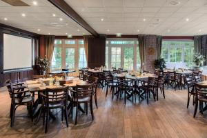Fletcher Hotel-Restaurant De Broeierd-Enschede (former Hampshire Hotel – De Broeierd Enschede), Hotels  Enschede - big - 71