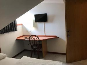 Albergo Nazionale, Bed & Breakfast  Biasca - big - 19