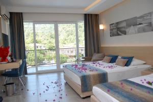 Kervansaray Marmaris, Hotely  Marmaris - big - 2