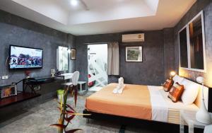 Phuket Paradiso, Affittacamere  Chalong  - big - 71