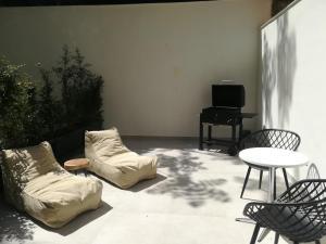 Olympus Residence, Ferienwohnungen  Athen - big - 213