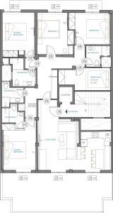 Olympus Residence, Ferienwohnungen  Athen - big - 214