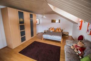 Ferienwohnung Mirtei, Apartmány  Hohenau - big - 16