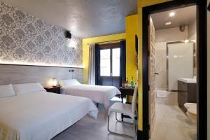 Apartamentos Sol Deluxe Madrid, Apartmány  Madrid - big - 25