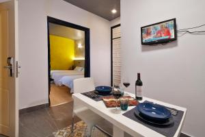 Apartamentos Sol Deluxe Madrid, Apartmány  Madrid - big - 28