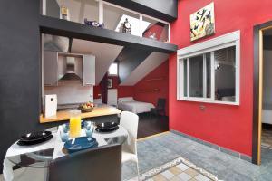 Apartamentos Sol Deluxe Madrid, Apartmanok  Madrid - big - 33