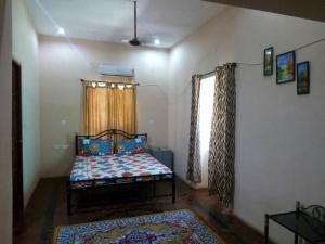 Goan Portuguese Villa, Ville  Saligao - big - 20