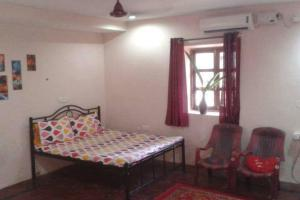 Goan Portuguese Villa, Ville  Saligao - big - 23
