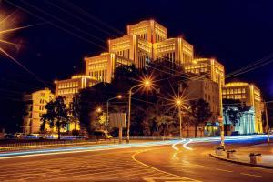Отель Menorah hotel, Днепропетровск