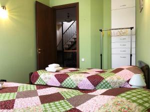 Super Apartment on Maghalashvili, Ferienwohnungen  Tbilisi City - big - 34