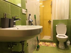 Super Apartment on Maghalashvili, Ferienwohnungen  Tbilisi City - big - 36