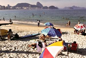 Apartamento Copa Posto 2, Ferienwohnungen  Rio de Janeiro - big - 6