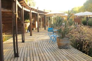 Barrica Lodge, Bed & Breakfast  Santa Cruz - big - 37
