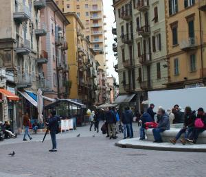 appartamento greta, Apartmány  La Spezia - big - 22