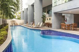 Flat Bristol Beach, Apartmanok  Recife - big - 3