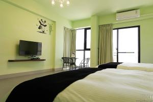 Mirage, Bed and Breakfasts  Magong - big - 4