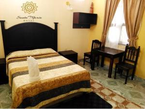 Hotel Santa Maria, Hotely  Panajachel - big - 3