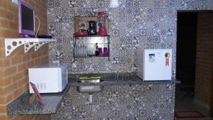 Toca Hospedaria - Centro, Apartmanok  São Bento do Sapucaí - big - 45