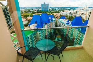 Grand Caribbean Resort Pattaya, Ferienwohnungen  Pattaya South - big - 20