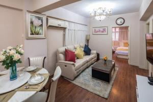 W Tsim Sha Tsui station 3bed+2bath Luxury apartment, Ferienwohnungen  Hongkong - big - 33