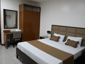 HMV City Gold Hotel, Hotely  Angeles - big - 7