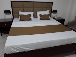 HMV City Gold Hotel, Hotely  Angeles - big - 12