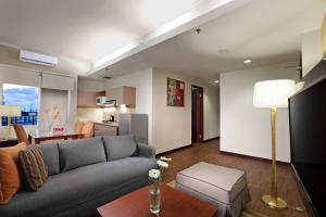Aston Marina, Aparthotels  Jakarta - big - 3