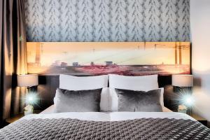 Dvoulůžkový pokoj Comfort s manželskou postelí nebo oddělenými postelemi