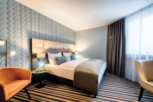 Dvoulůžkový pokoj Superior s manželskou postelí nebo oddělenými postelemi