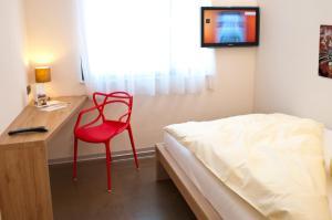 Hotel Credé Garni, Hotely  Kassel - big - 3