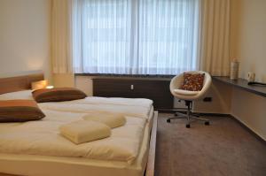 Hotel Credé Garni, Hotely  Kassel - big - 37