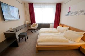Hotel Credé Garni, Hotely  Kassel - big - 45