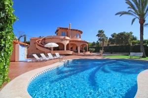 Villas Costa Calpe - Roma, Case vacanze  Calpe - big - 9