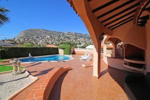 Villas Costa Calpe - Roma, Case vacanze  Calpe - big - 7