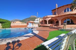 Villas Costa Calpe - Roma, Case vacanze  Calpe - big - 5