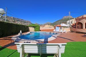 Villas Costa Calpe - Roma, Case vacanze  Calpe - big - 4