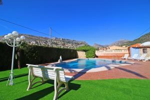 Villas Costa Calpe - Roma, Case vacanze  Calpe - big - 2