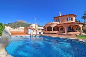 Villas Costa Calpe - Roma, Case vacanze  Calpe - big - 3