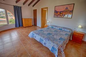 Villas Costa Calpe - Roma, Case vacanze  Calpe - big - 21