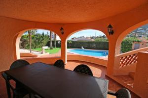 Villas Costa Calpe - Roma, Case vacanze  Calpe - big - 16