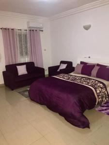 Apartment Cocody angre, Апартаменты  Abobo Baoulé - big - 1