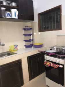 Apartment Cocody angre, Апартаменты  Abobo Baoulé - big - 4