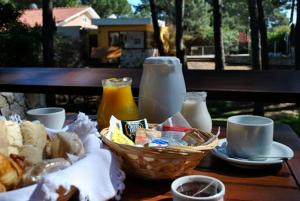 Cabañas Entreverdes, Lodge  Villa Gesell - big - 10