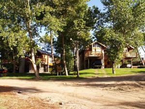 Cabañas Entreverdes, Lodge  Villa Gesell - big - 7